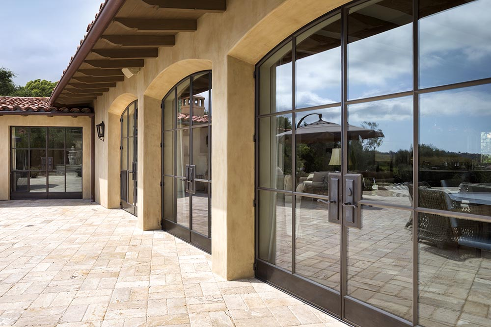 Steel Windows, Steel Doors, Bronze Windows & Stainless Steel Windows, Steel Doors, Bronze Doors, custom steel doors, custom steel windows, thermally broken, nfrc, steel doors in southern california, steel doors in new york, steel windows in new york, residential