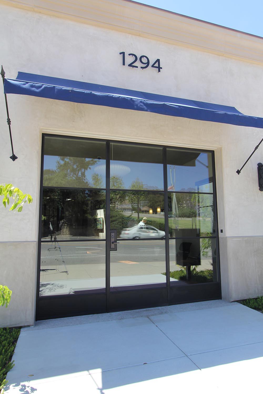 custom steel doors, custom steel windows, thermally broken, nfrc, steel doors in southern california, steel doors in new york, steel windows in new york, residential, riviera bronze