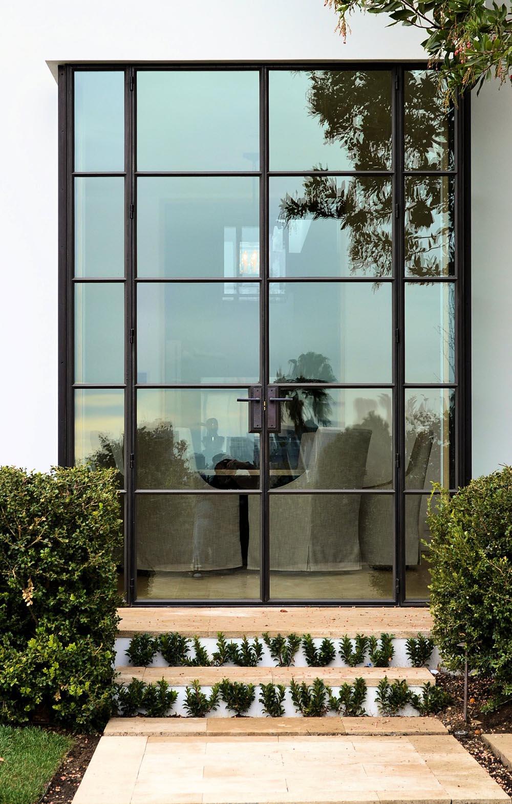 custom steel doors, custom steel windows, thermally broken, nfrc, steel doors in southern california, steel doors in new york, steel windows in new york, residential