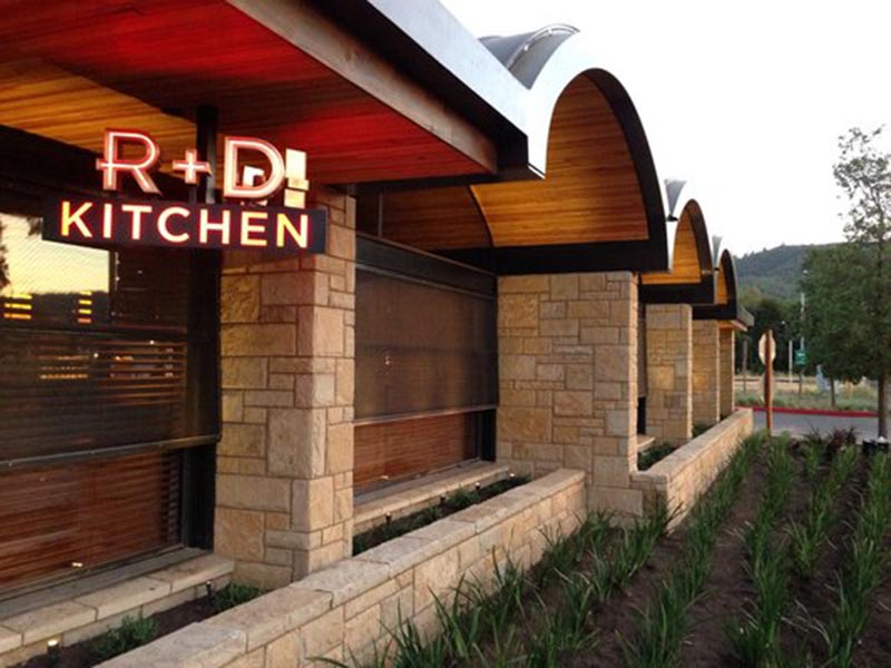 R+D Kitchen, Yountville